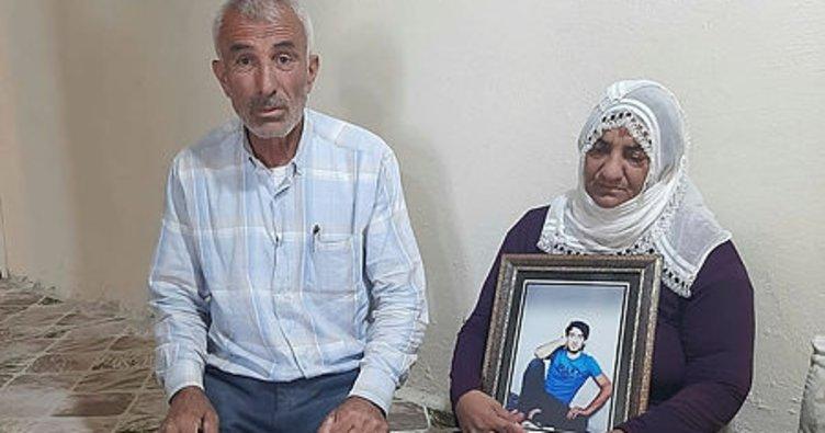 Oğlunun mezarını görmek için gözlerinin açılmasını istiyordu! Şehit annesi için ilk adım atıldı