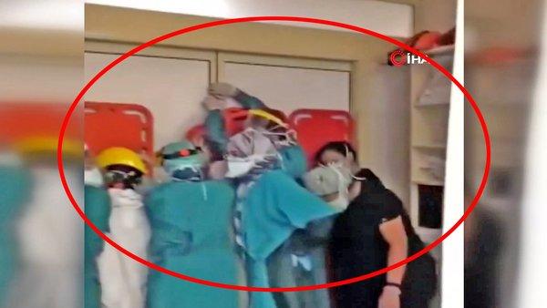 Son dakika haberi: Ankara'da dehşet! Acil servis baskınında ölüme direniş kamerada... Tepkiler büyüyor | Video