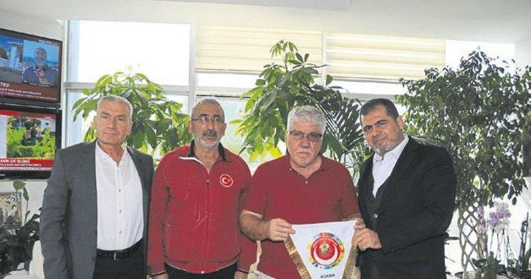 Osmanlı Turan Ocakları SABAH'ı ziyaret etti