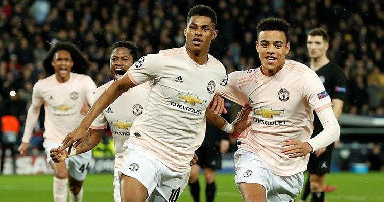 Manchester United ve Porto çeyrek finalde