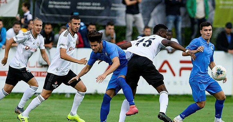 Son dakika: Beşiktaş, Mirin'i Toulouse'a kiraladı