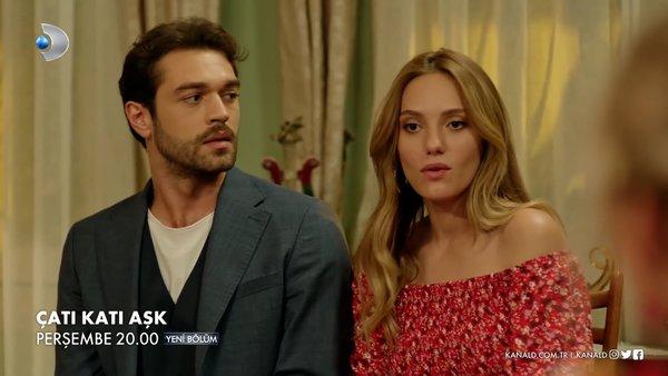 Çatı Katı Aşk 3. Bölüm (23 Temmuz 2020 Perşembe) Çılgın aşkta yeni oyunlar... | Video