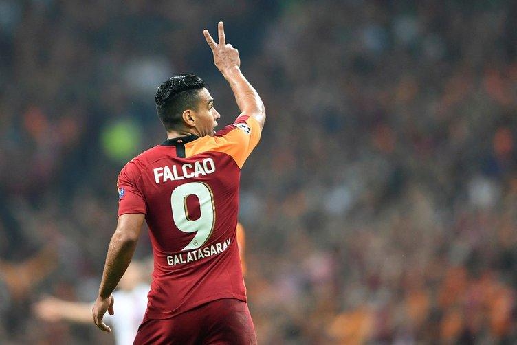 Galatasaray'da Falcao ile ilgili skandal gerçek ortaya çıktı