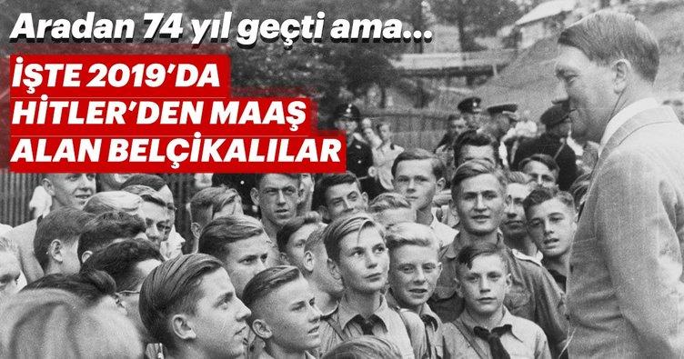 Hitler'den emekli maaşı alan 22 Belçikalı tespit edildi
