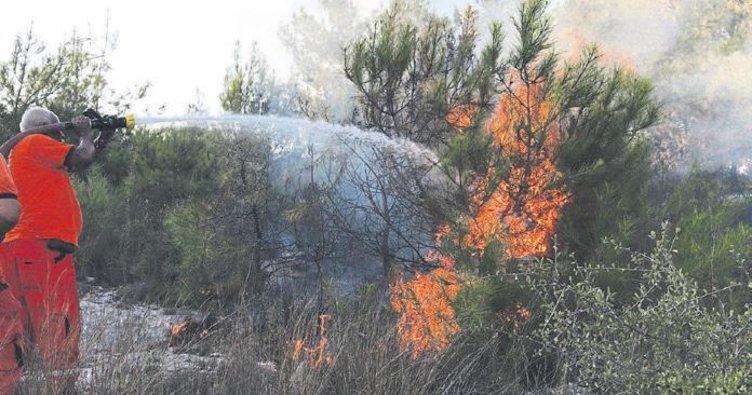 Aynı yerde 3 günde 2. yangın