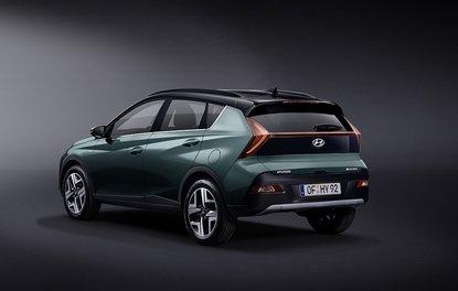 Hyundai BAYON resmen tanıtıldı