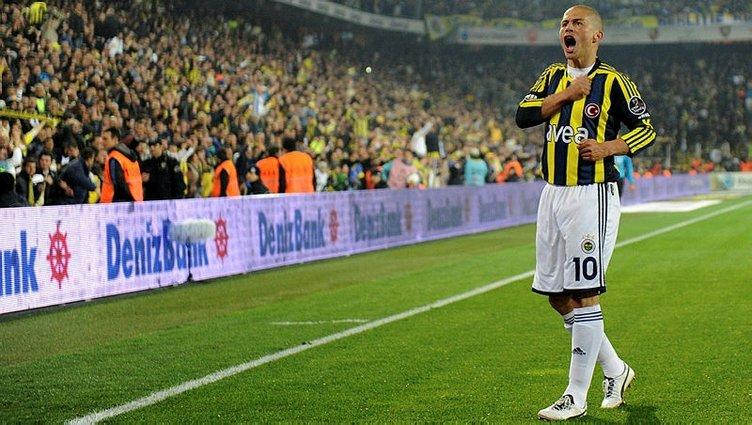 Fenerbahçe'den Alex de Souza'ya efsane jübile! İşte Türkiye'ye gelmesi beklenen isimler...