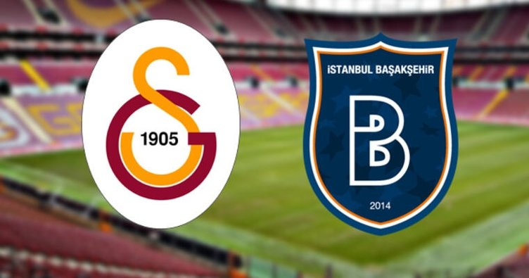 Galatasaray Medipol Başakşehir maçı ne zaman, saat kaçta ve hangi kanalda? ? Galatasaray maçı canlı yayın kanalı