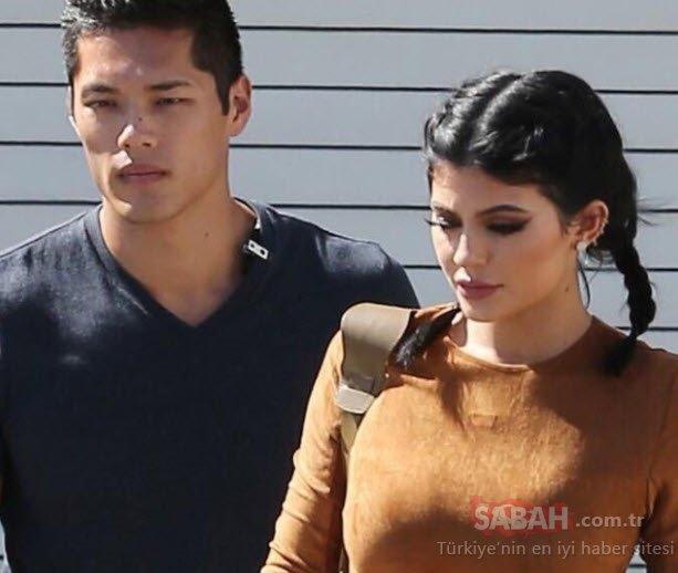 Ünlü milyarder Kylie Jenner öyle bir değişti ki...
