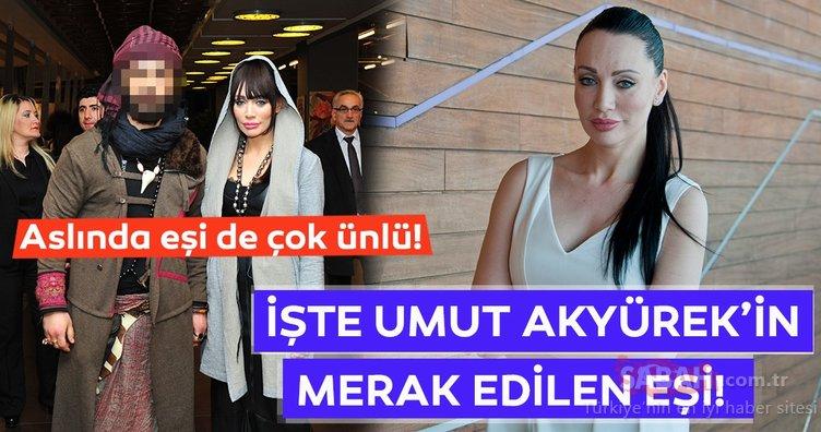 Herkes Umut Akyürek'in eşi Oktay Ertuğrul'u merak ediyor! Aslında Umut Akyürek'in eşi de çok ünlü!