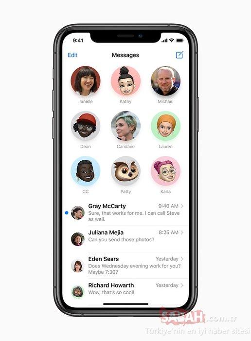 iOS 14'le gelen tüm yeni özellikler! iPhone'lar bakın hangi yeniliklere kavuşuyor...