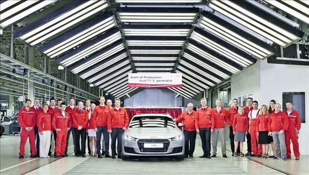 Yeni Audi TT için geri sayım başladı