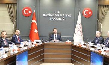 Hazine ve Maliye Bakanı Albayrak'tan FİKKO paylaşımı