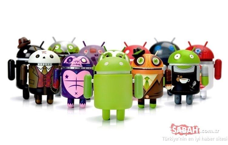 Telefonlar baştan aşağı değişiyor! Android Q ve Android Pie güncellemesi alacak telefonlar belli oldu