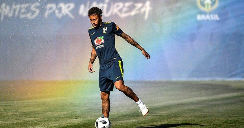 Neymar, Almanya faciasının rövanşını istiyor