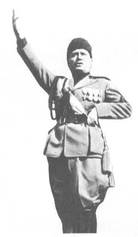 an introduction to the analysis of the fascisms shadow of mussolini A summary of italian fascism during the inter-war years summary and analysis mussolini used his private army.