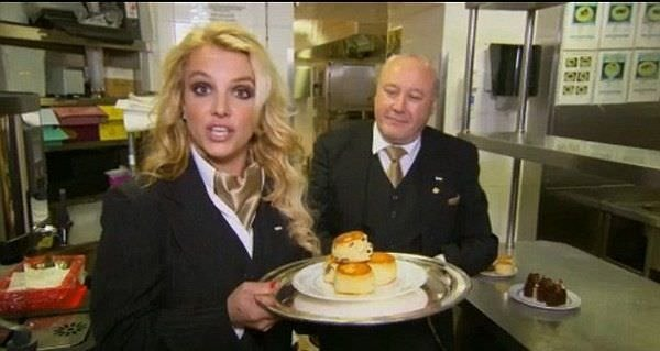 Britney Spears garson oldu!
