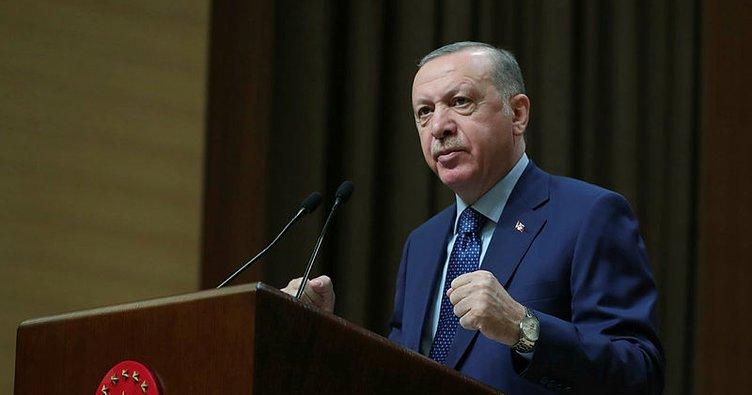 Başkan Erdoğan'dan Nevruz Günü mesajı: Hep birlikte inşa edeceğiz
