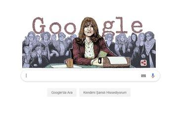 Google'dan Duygu Asena sürprizi!