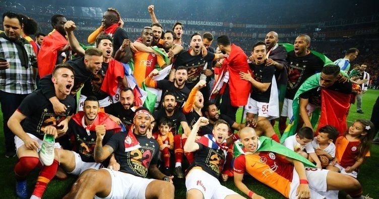 Galatasaray Şampiyonluk 2019