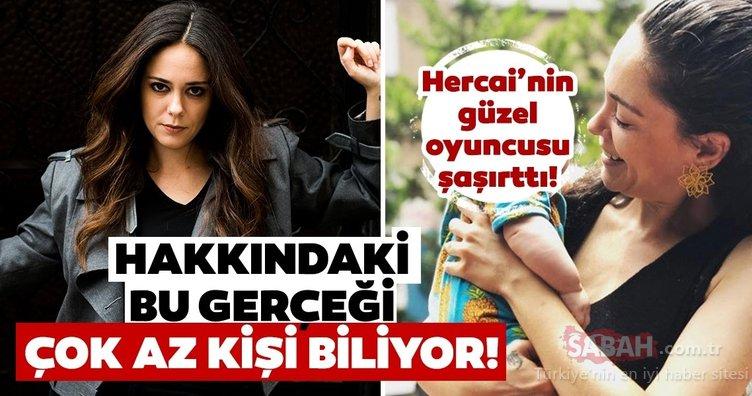 Hercai'nin Elif'i güzel oyuncu Duygu Yetiş şaşırttı! Duygu Yetiş hakkındaki bu gerçeği duyan inanamıyor!