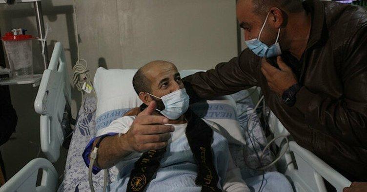 Açlık greviyle İsrail'e geri adım attıran Filistinli: İşgali gözler önüne sermek istedim