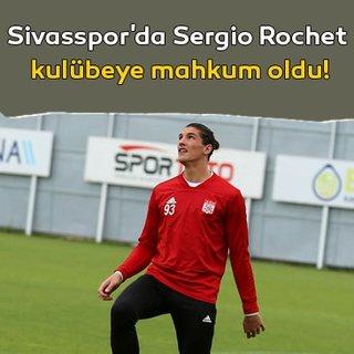 Sivasspor'da Sergio Rochet kulübeye mahkum oldu!
