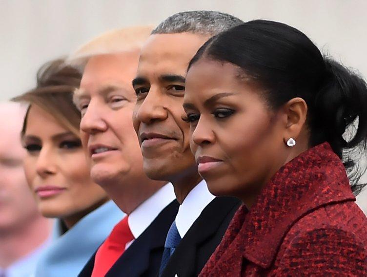 4 yıl Melania'yı da bitirdi! Trump'ın eşi adeta eridi
