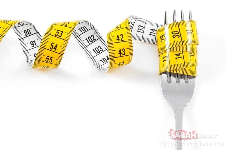 Bu yöntemi uygulayarak 3 günde 4 kilo verin!