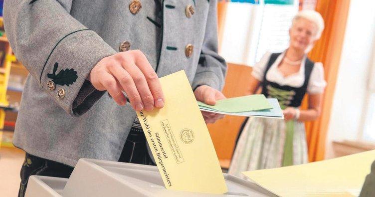 2021 Almanya'nın seçim yılı olacak