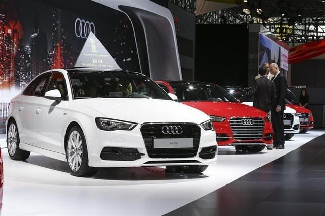 İşte 2014'ün en iyi otomobilleri!