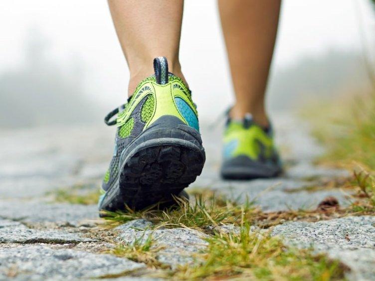 Her gün 1 saat yürüyüşün faydaları