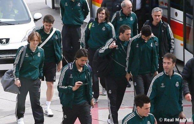 Real Madrid İstanbul'u böyle paylaştı