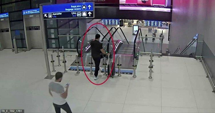 İstanbul havalimanı'nda kaçak pırlantayla yakalandı