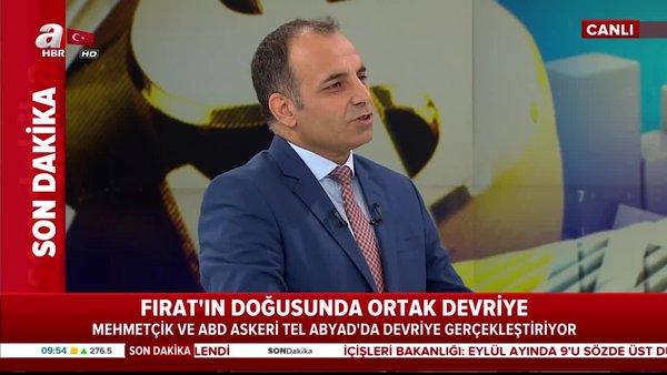 Faruk Erdem A Haber canlı yayınında ekonomi manşetlerini değerlendirdi