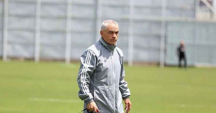 Rıza Çalımbay Sivasspor'da kaldı!