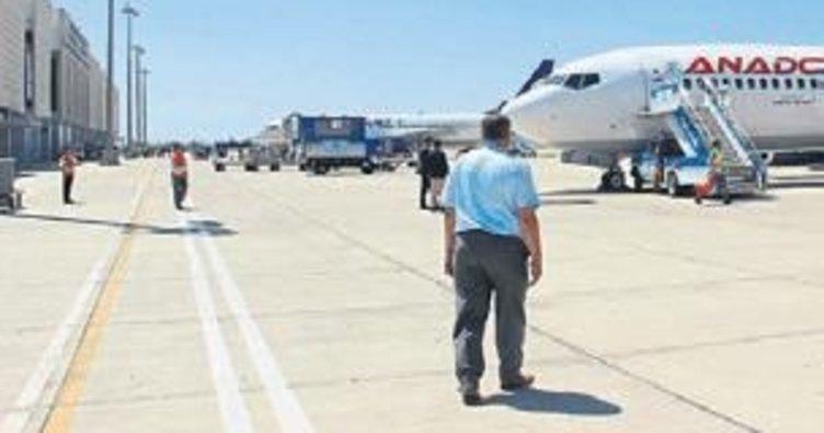 Yerli turist Kuzey Ege'ye uçuyor