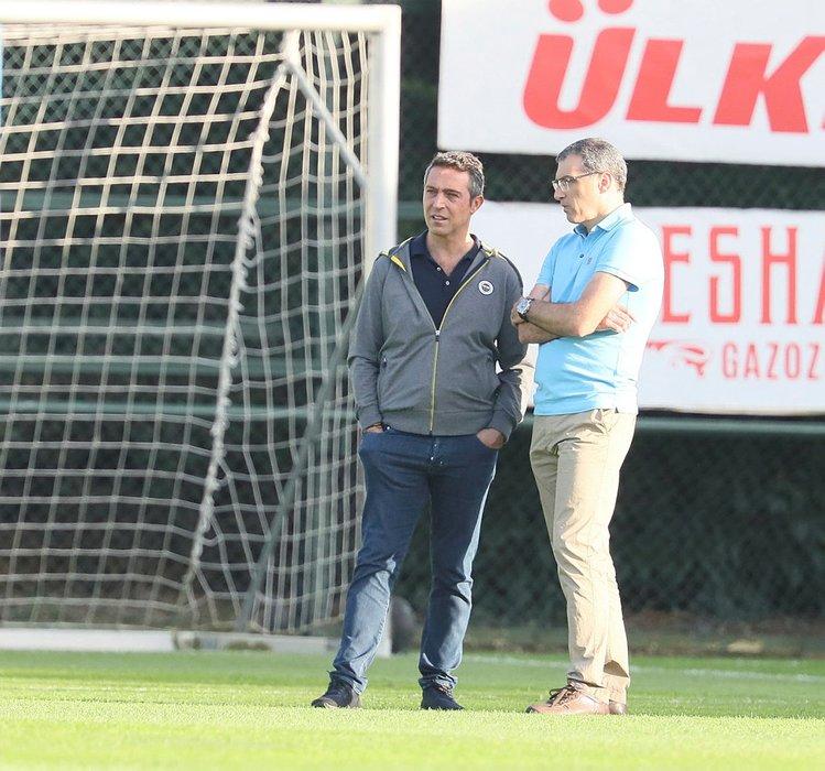 Fenerbahçe'nin gizli transferini açıkladılar