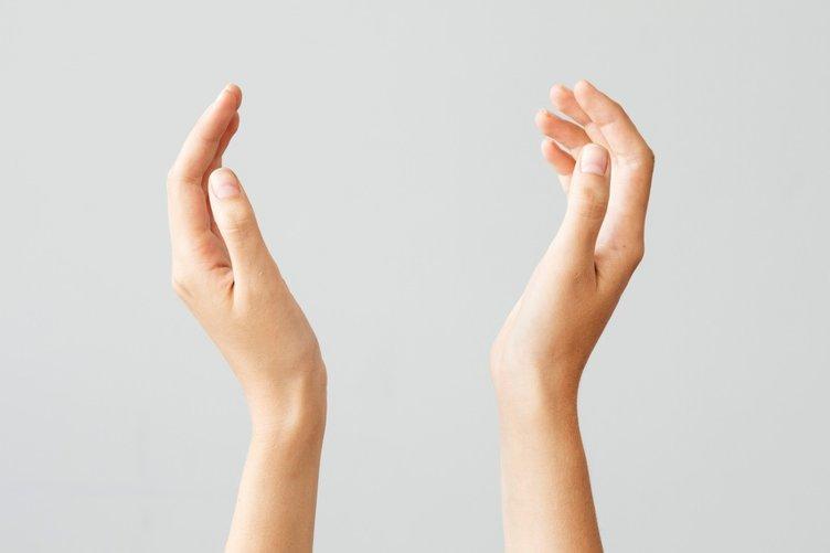 Ellerinizde karakteriniz saklı olduğu biliyor muydunuz?