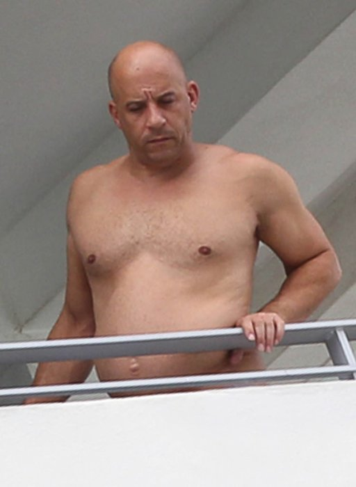 Vin Diesel'e ne oldu?