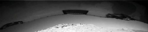 Mars'ta UFO üssü