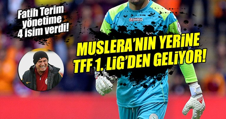 Fatih Terim'den transfer operasyonu! 4 genç Türk...