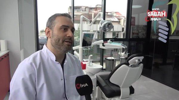 Diş eti hastalığı olanlara korona virüs uyarısı | Video