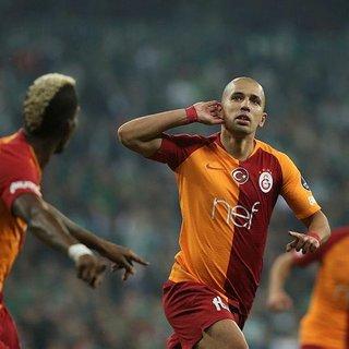 Galatasaray, Rocky'yi nakavt etti!