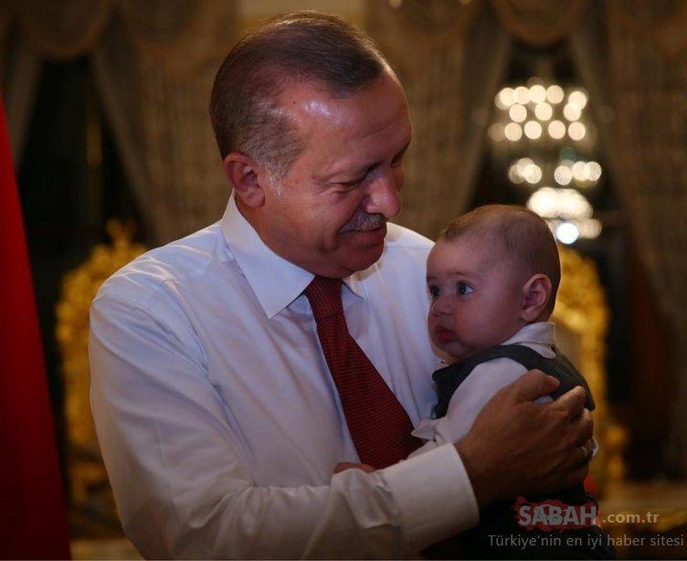 En beğenilen fotoğraflarıyla 'Başkan Erdoğan'