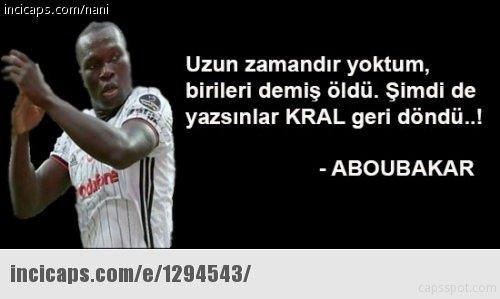 Olympiakos-Beşiktaş capsleri