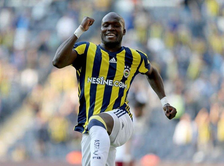 Fenerbahçe'ye şampiyon forvet!