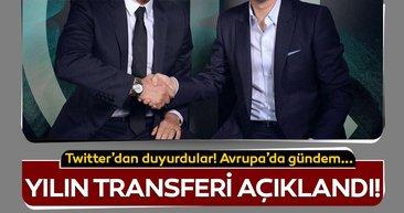 31 Mayıs Son Dakika Transfer Haberleri - Avrupa ve Dünyada açıklanan son dakika transferler