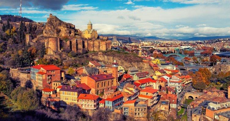 Komşu ülke Gürcistan'da gezilecek yerler