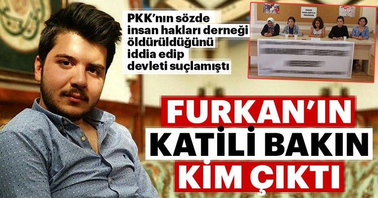 Furkan Kocaman'ın katili belli oldu